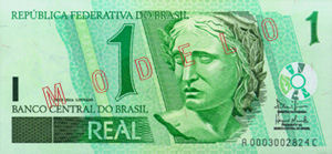 Brazil S Currency Unit Is The